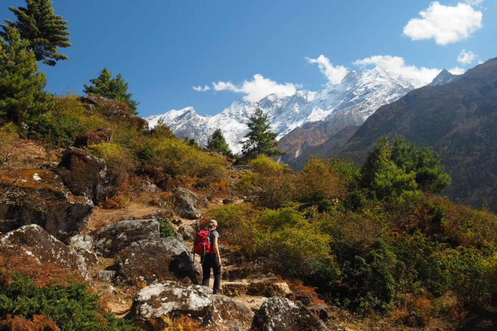 Manaslu Circuit Tsum Valley