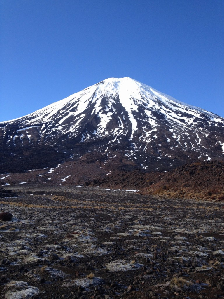 Mount Ngauruhoe (aka Mount Doom)