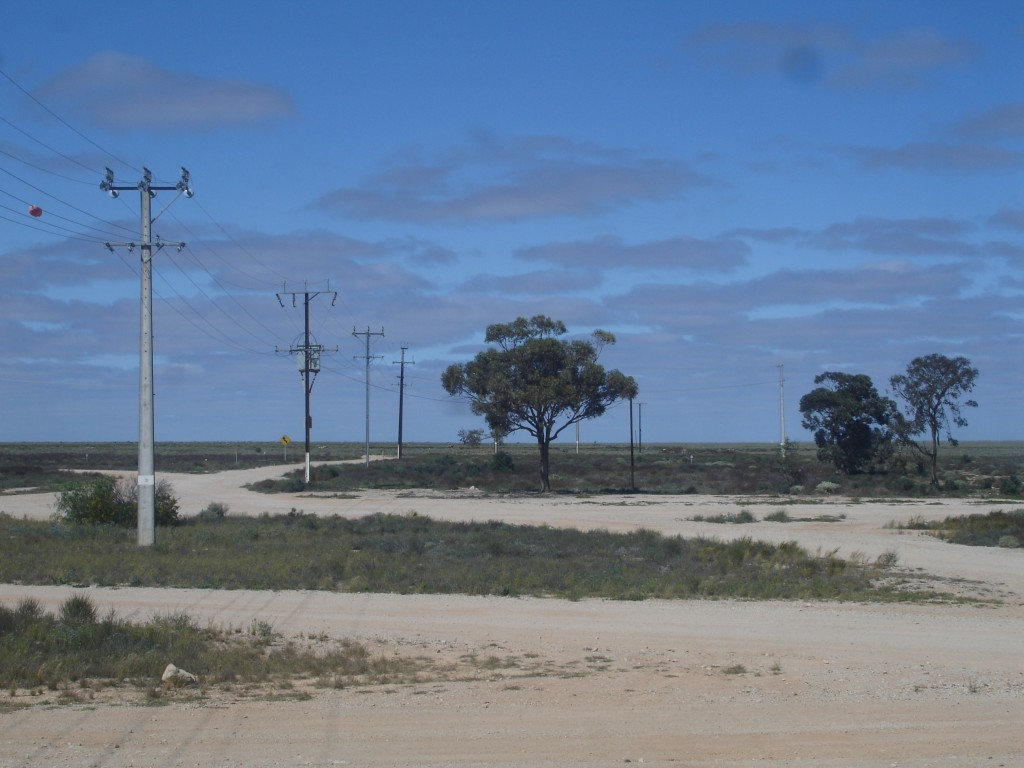 Cook somewhere on the Nullarbor