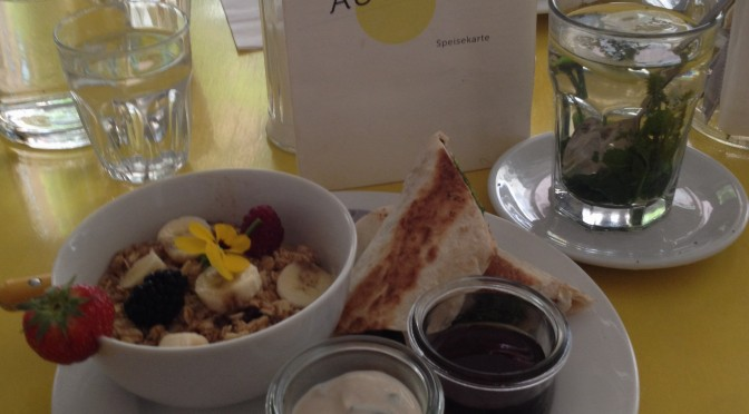 Aliciouslyvegan: Breakfast at Augustin