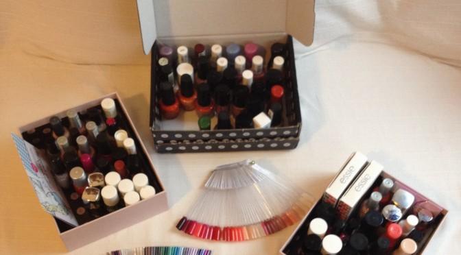 Aliciousstyle: Addicted to nail polish