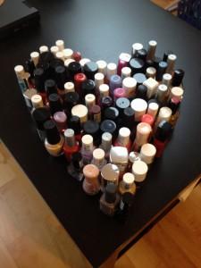 I heart nail polish