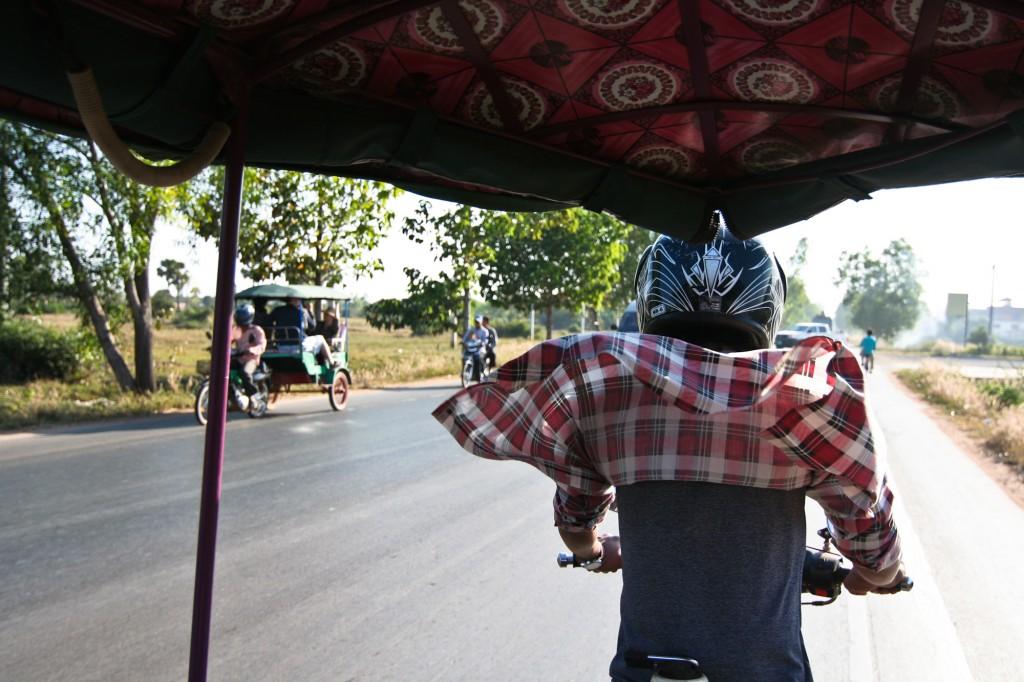 Cambodia driver