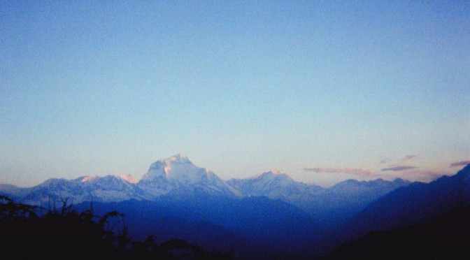 Alicioustravels: Walking the Annapurna Circuit