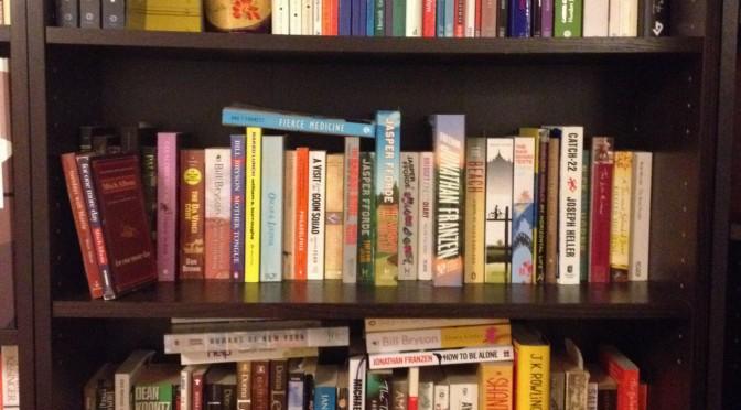Aliciouslife: Book challenge