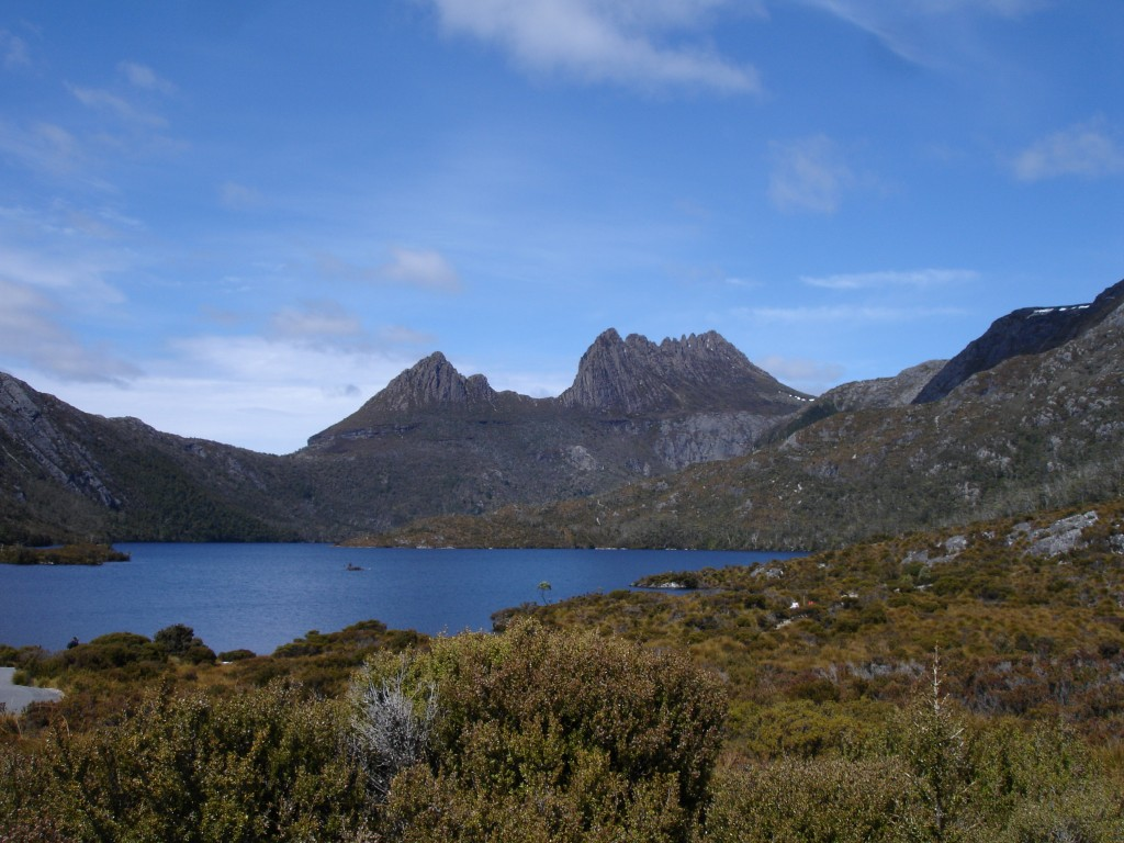 Cradle Mountain & Dove Lake, Tasmania (Australia)