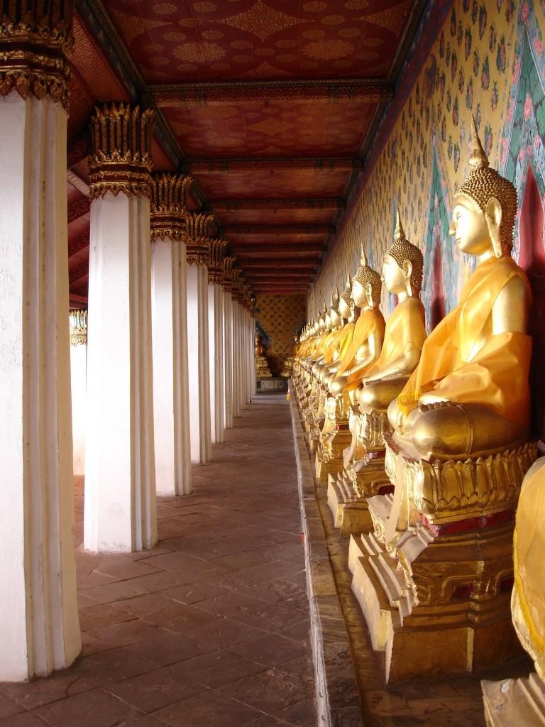 Bangkok - Buddhas