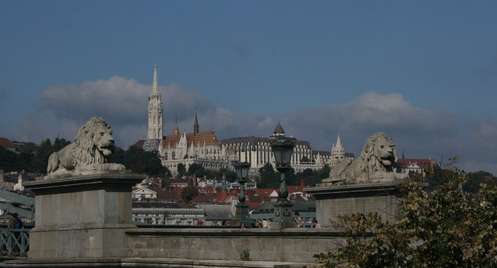 Budapest - View from the Bridge