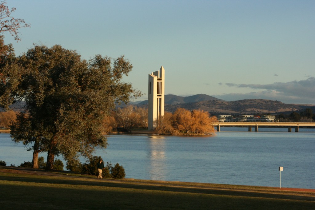 Canberra - National Carillion