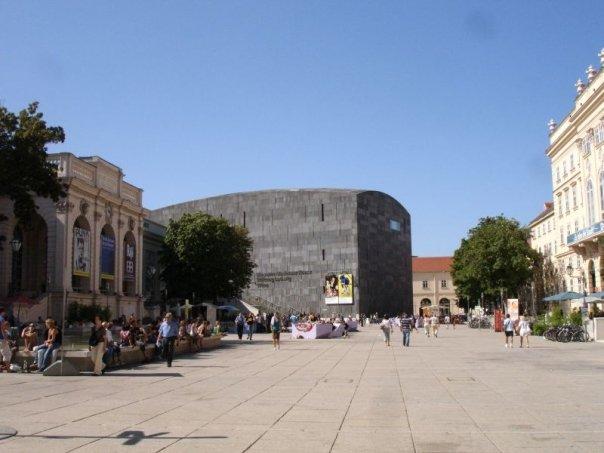 Wien - Museumsquartier