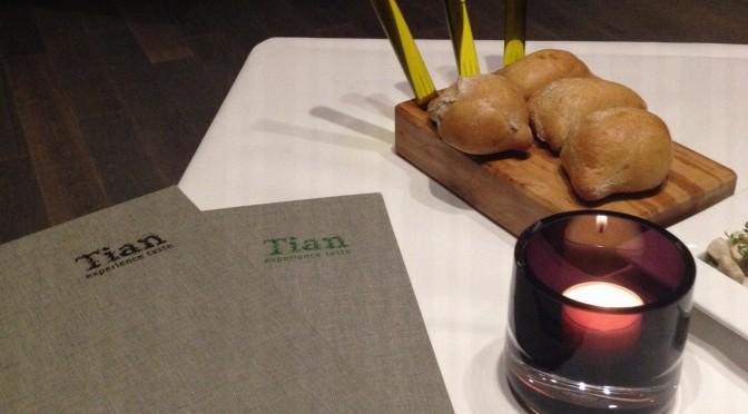 Aliciouslyvegan: Birthday dinner at Tian