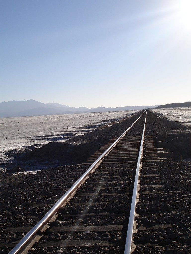 Train tracks (Bolivia)