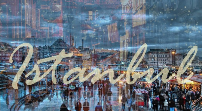 Alicioustravels: A city trip to Istanbul