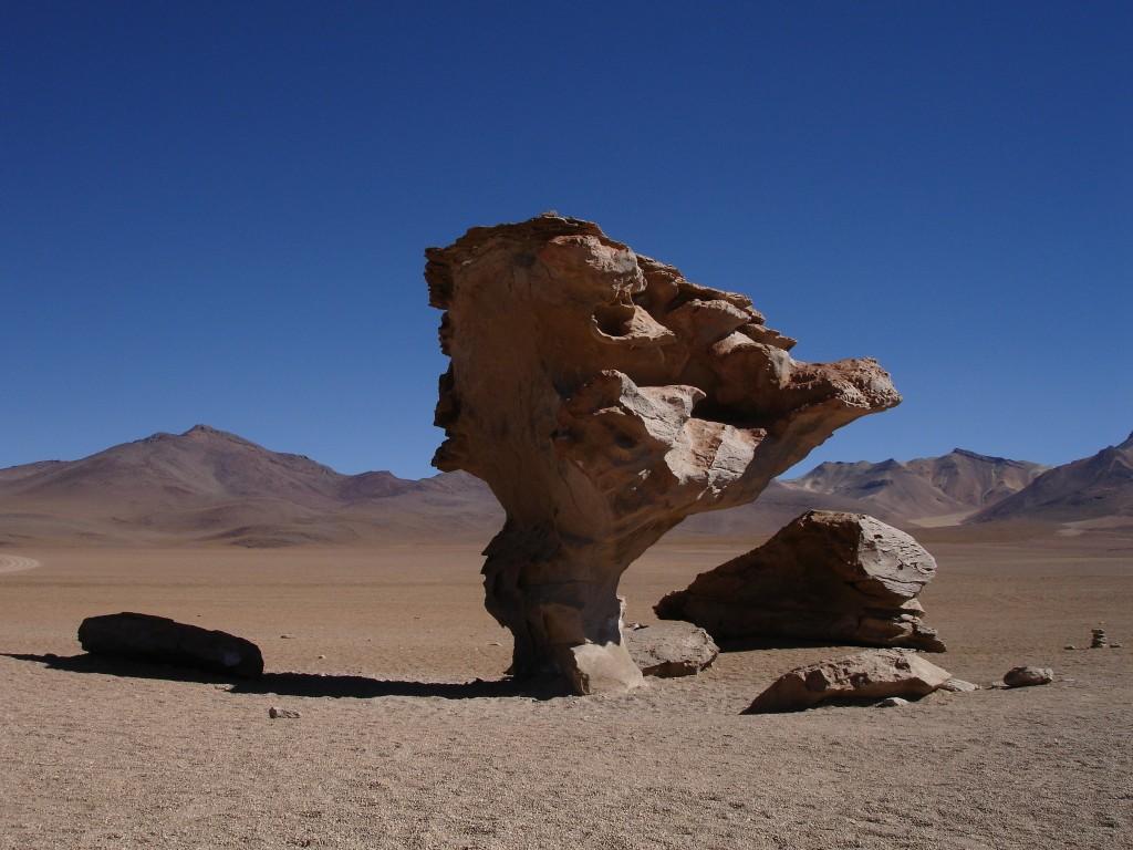 Arbol de la Piedra (Bolivia)