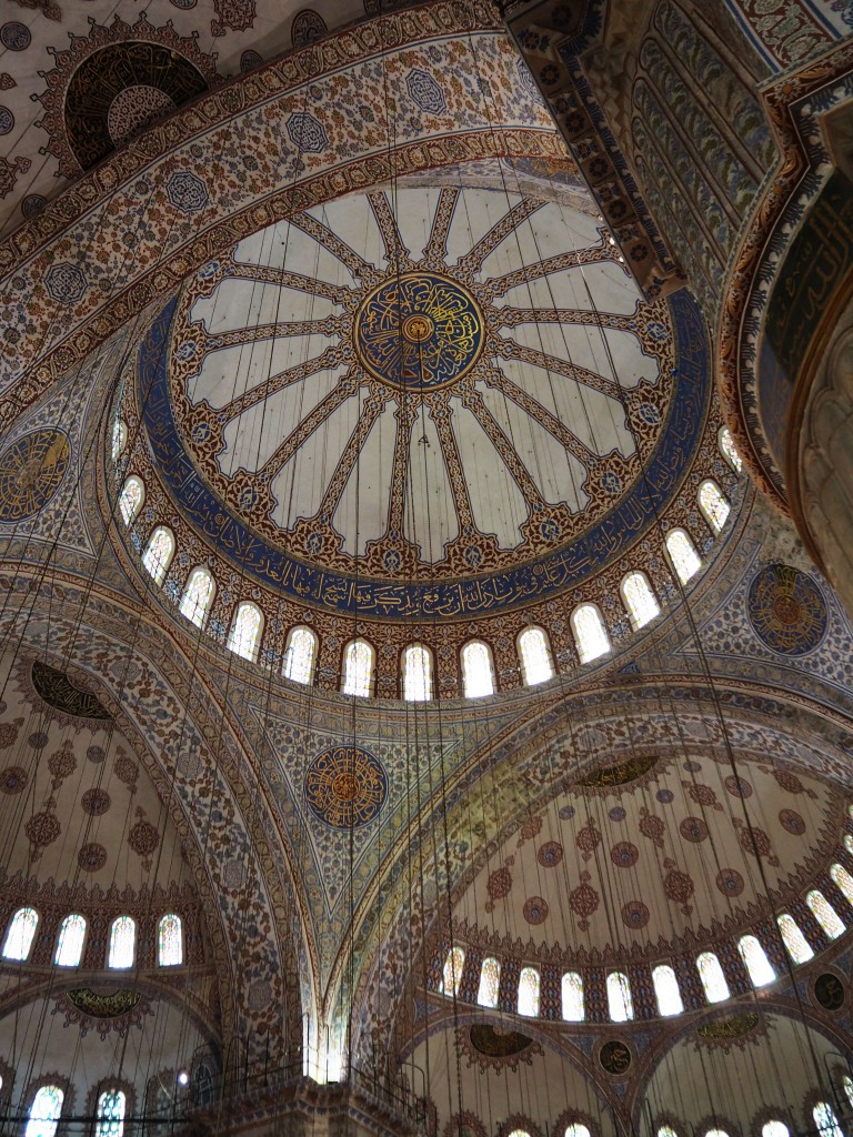 Istanbul Sultanahmad Blue Mosque