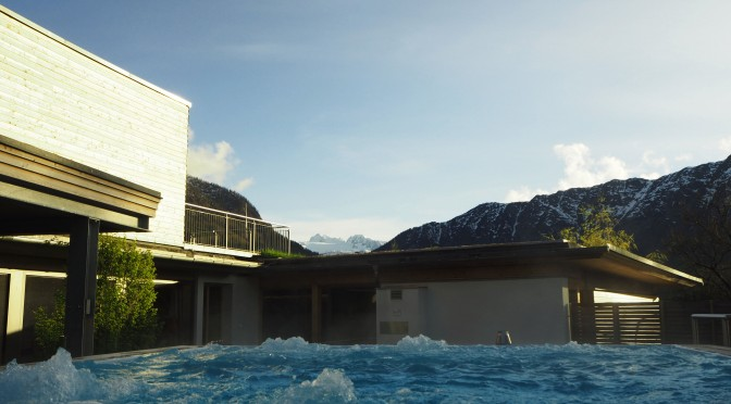Alicioustravels: Spa-weekend at Die Wasnerin