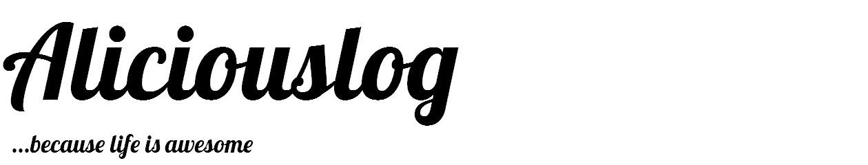 Aliciouslog