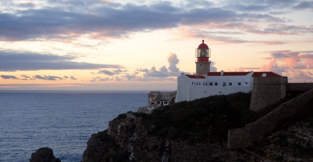 Portugal - Farol do Cabo De Sao Vicente