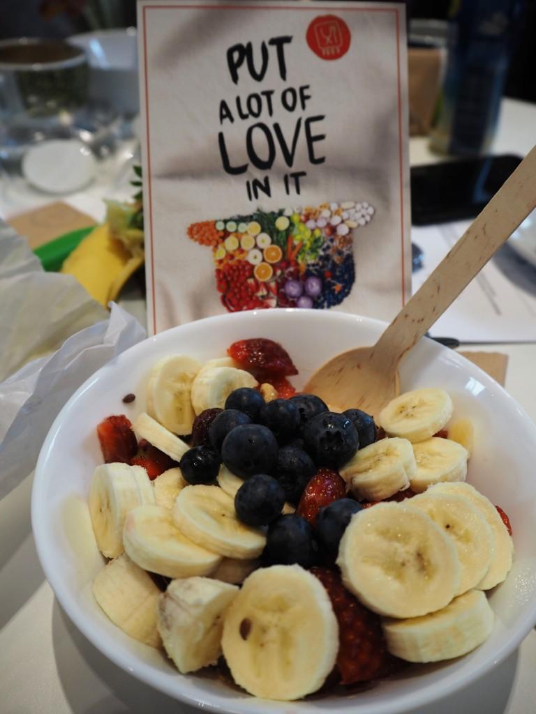 SATC2015 breakfast