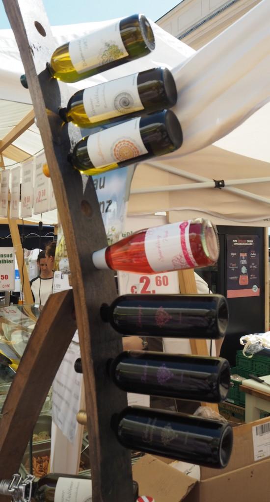 Veganmania 2015 Weinbau Fürnkranz