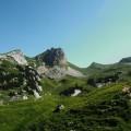 Towards Haidachstellwand