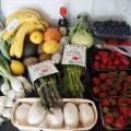weekly fruit veg haul