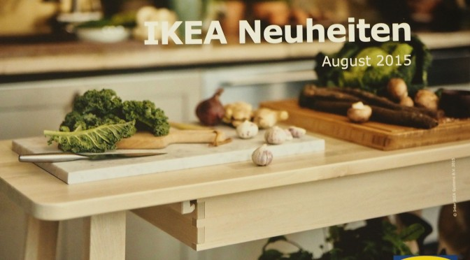 IKEA new in August 2015