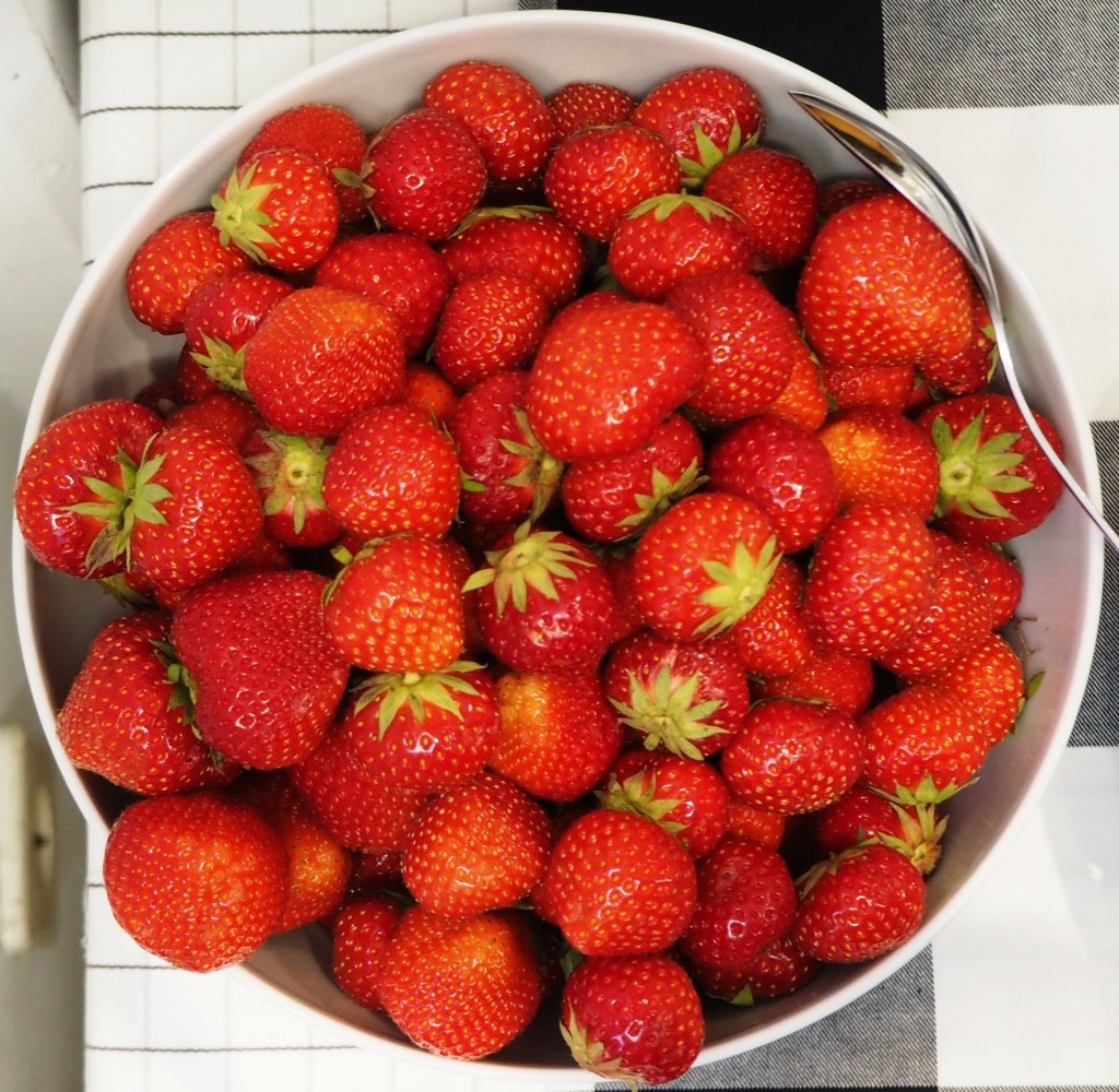 IKEA strawberries