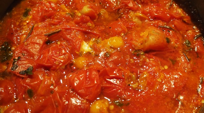 Aliciouslyvegan: Heavenly tomato sauce