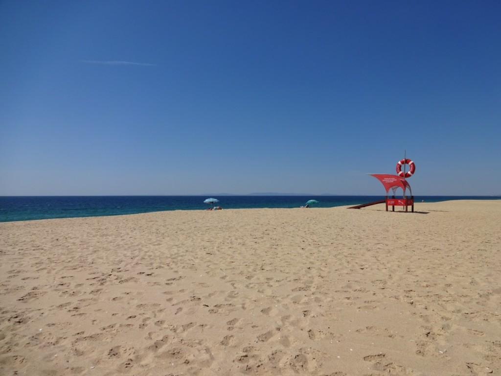 Portugal beach Santo Andre