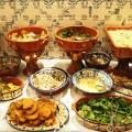 (Mostly) vegan buffet at Terra restaurant