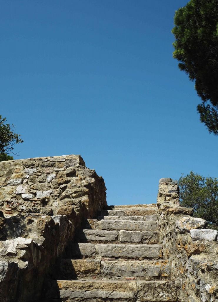 Stairs Lisboa