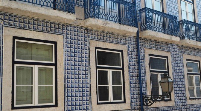 Alicioustravels: The Azulejos of Portugal