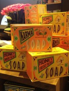 Lush - Karma soap