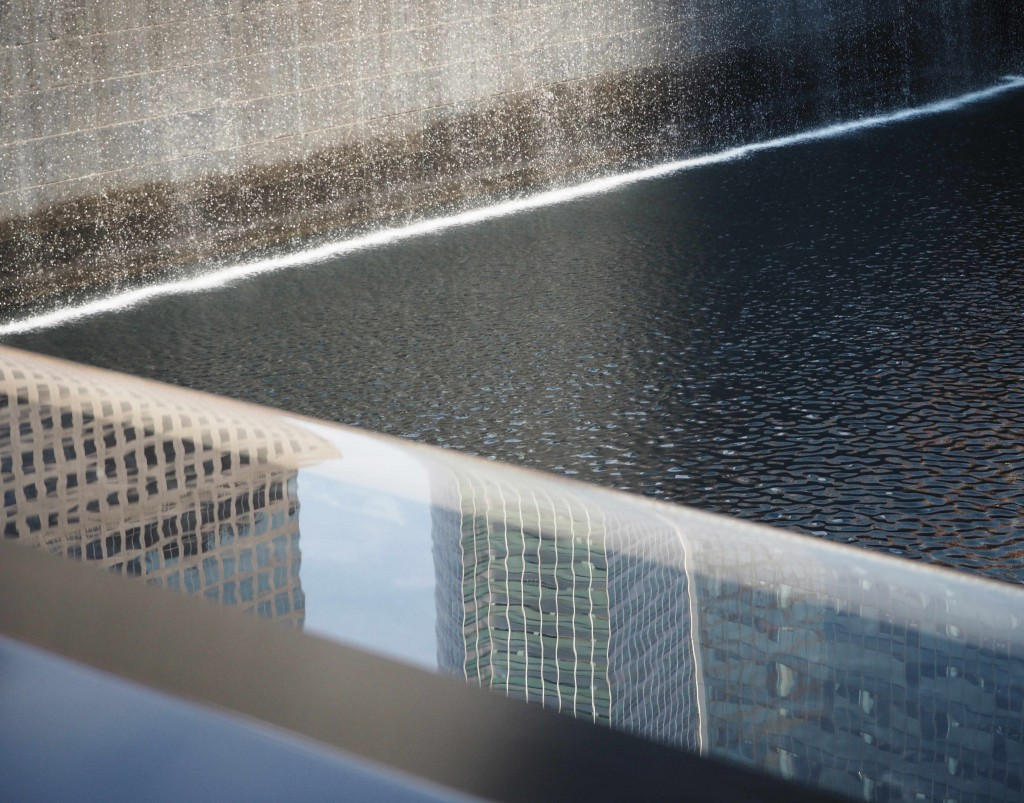 Reflecting Pool at 9/11 Memorial