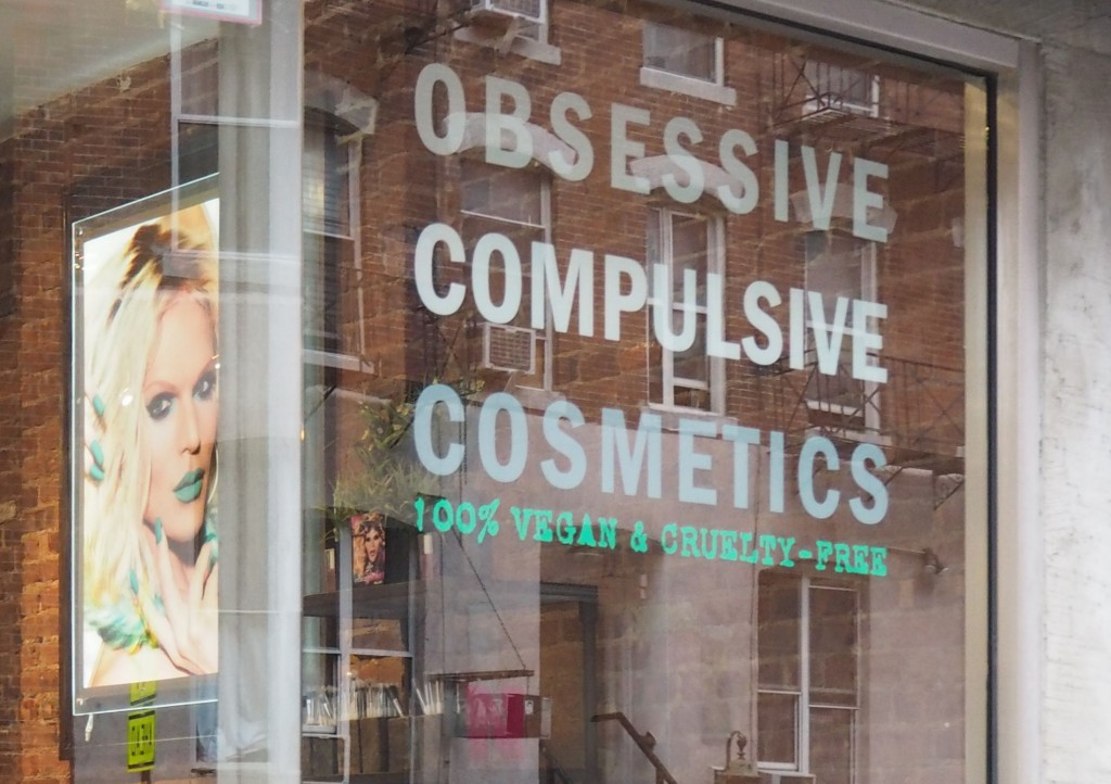 Obsessive Compulsive Cosmetics, New York City