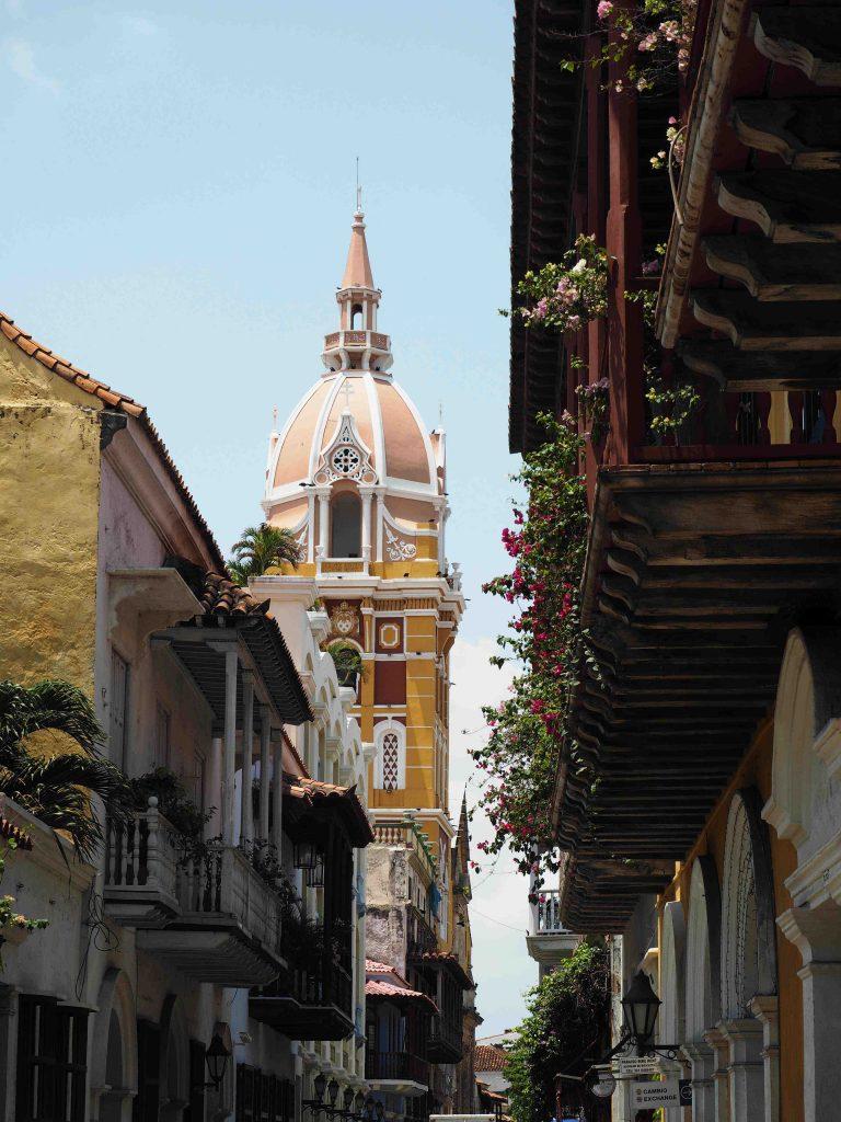 Colombia Cartegena de Indias San Diego