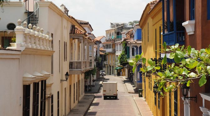 Alicioustravels: The streets of Cartagena (Colombia)