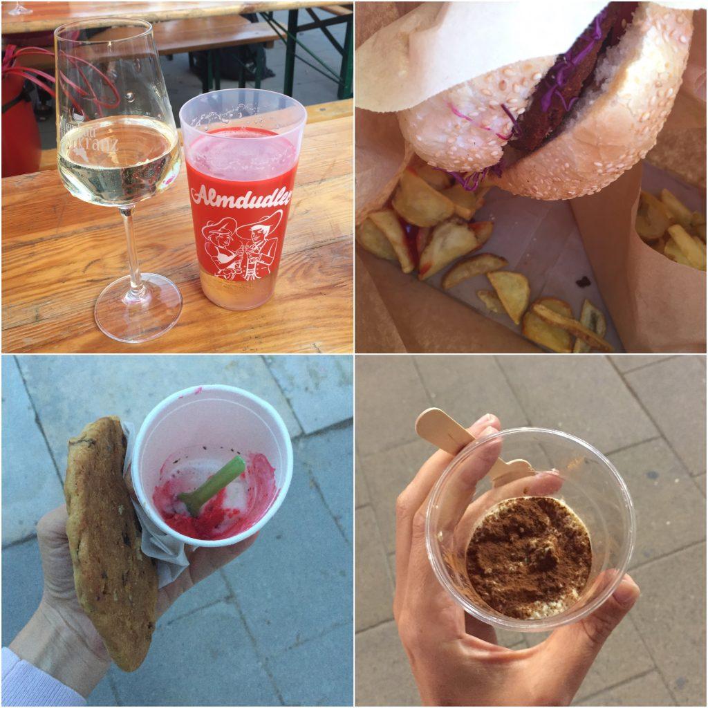 Fürnkranz Veganwein Veggie Burger Zuckero Veganista Easy-going Bakery