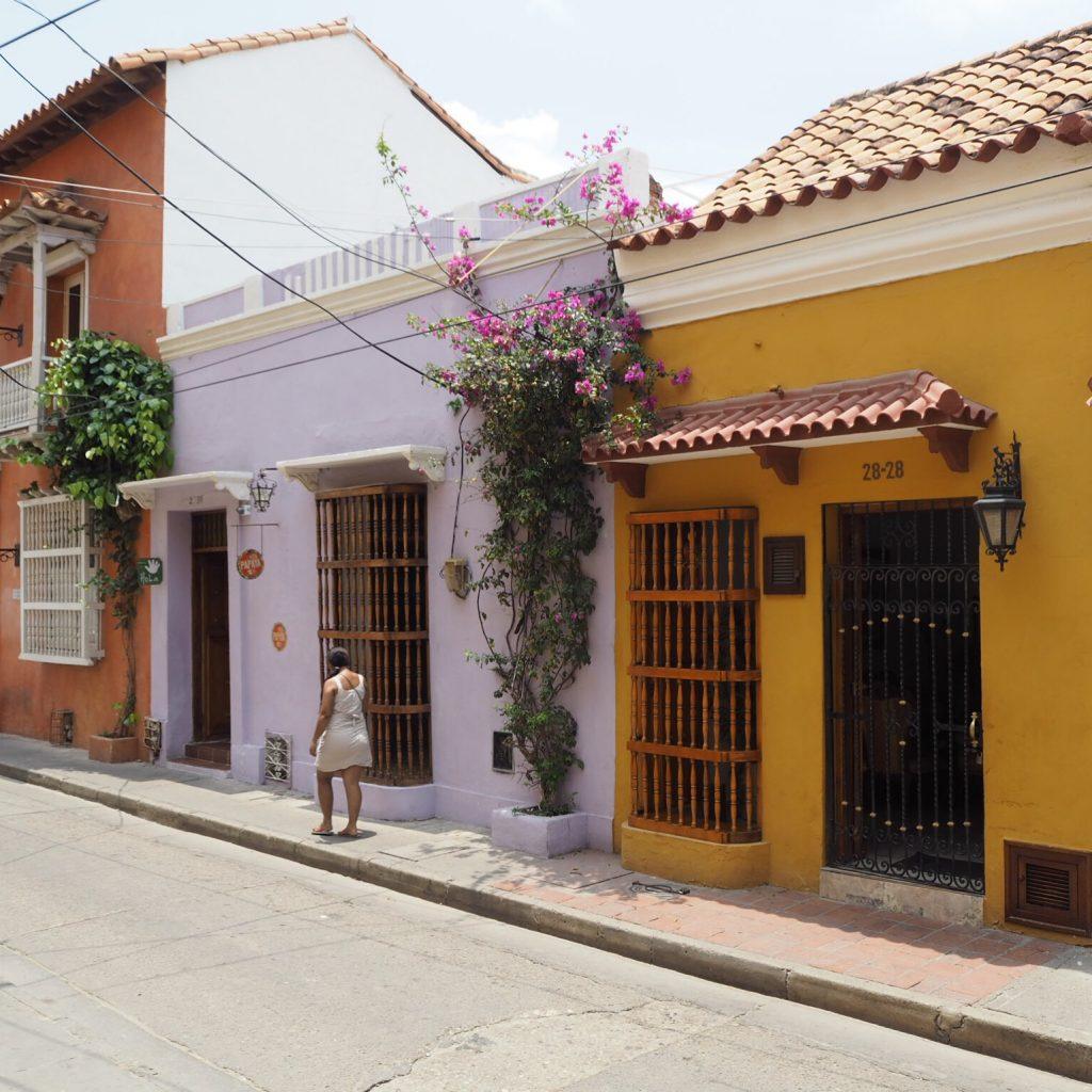 Cartagena Getsemaní building