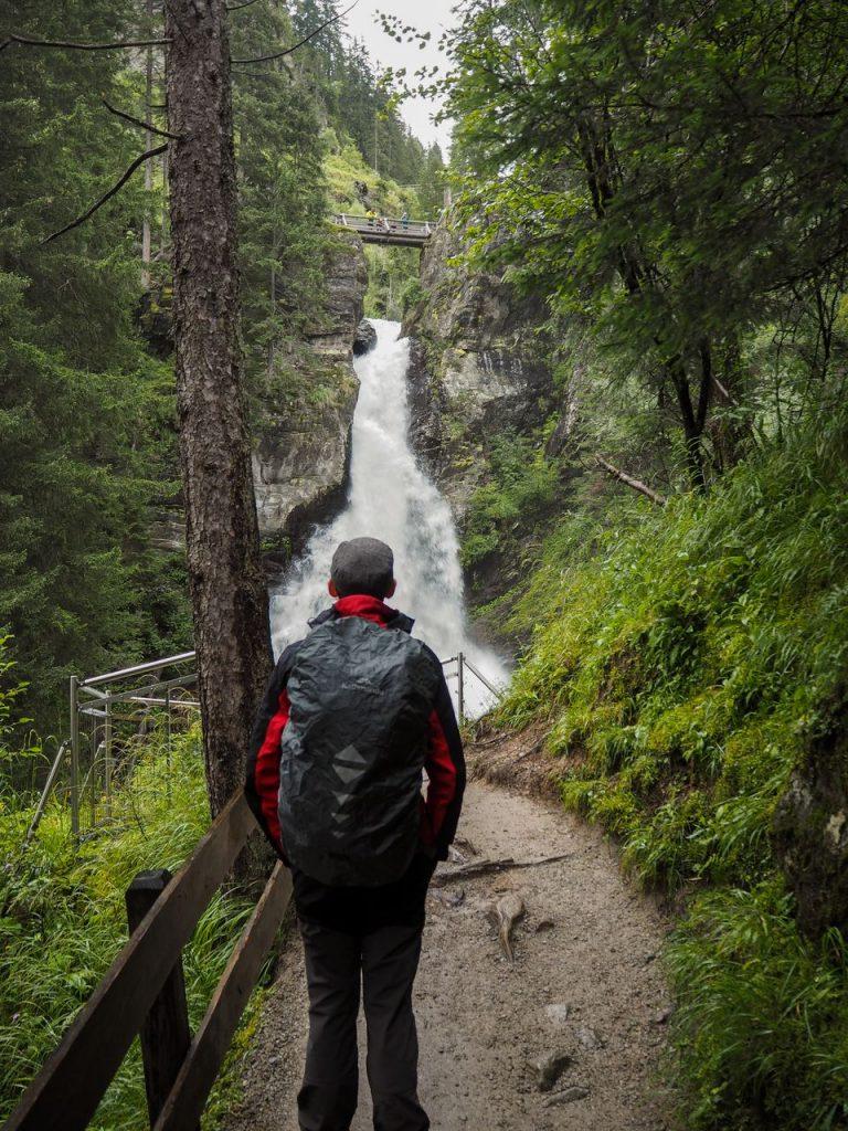 Riesachfall Wasserfall Ramsau Schladming