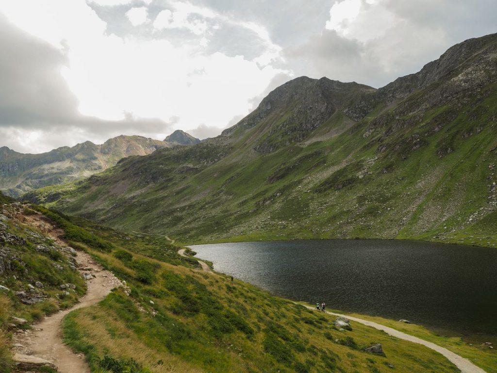 Ursprungsalm Giglachseen lakes Ramsau Schladming