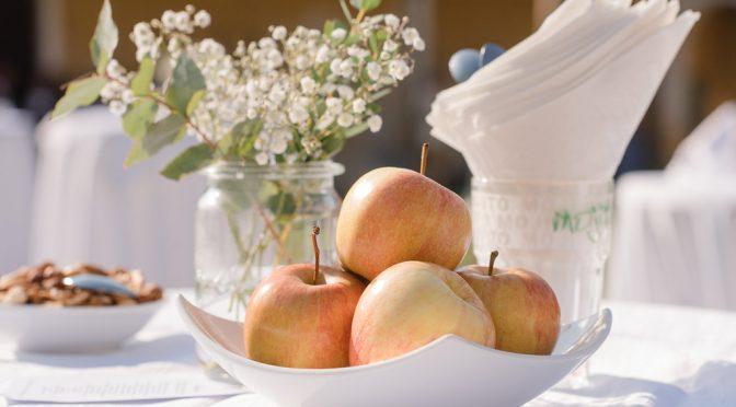 Aliciouswedding: Vegan food fit for a wedding