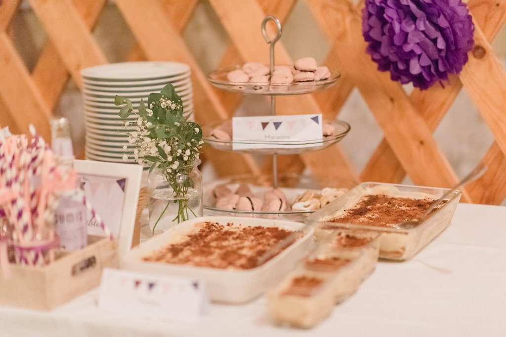 wedding vegan dessert sweet table candy bar wedding cake tiramisu