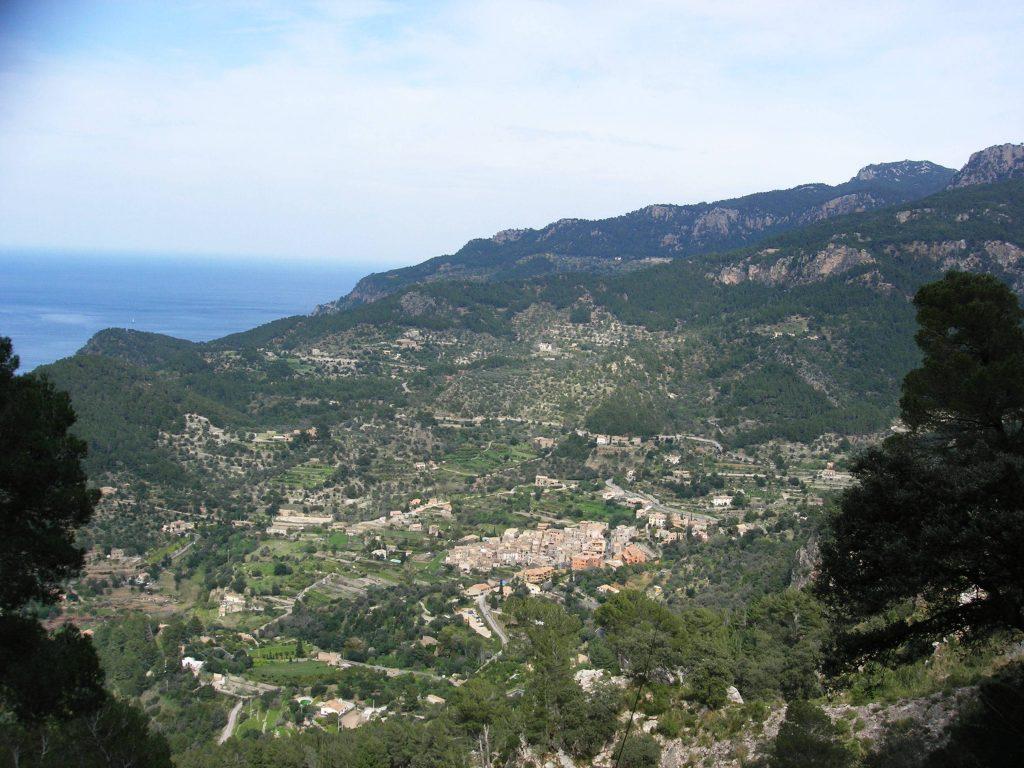 Mallorca hiking Tramuntana