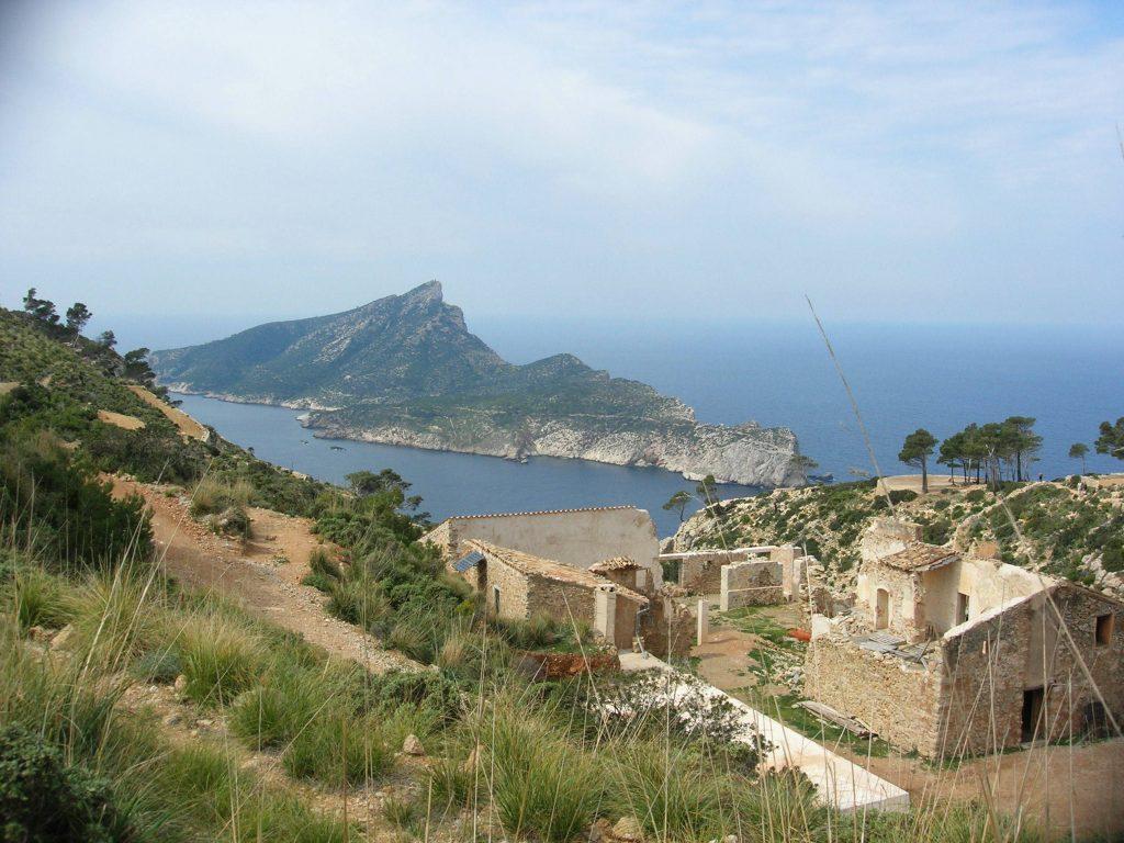 Mallorca hiking Tramuntana village