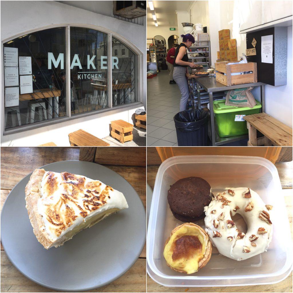 Maker Parramatta Sydney vegan