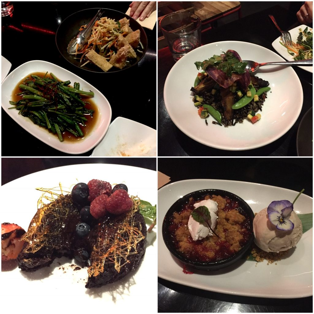 Yulli's Surry Hills vegan feast