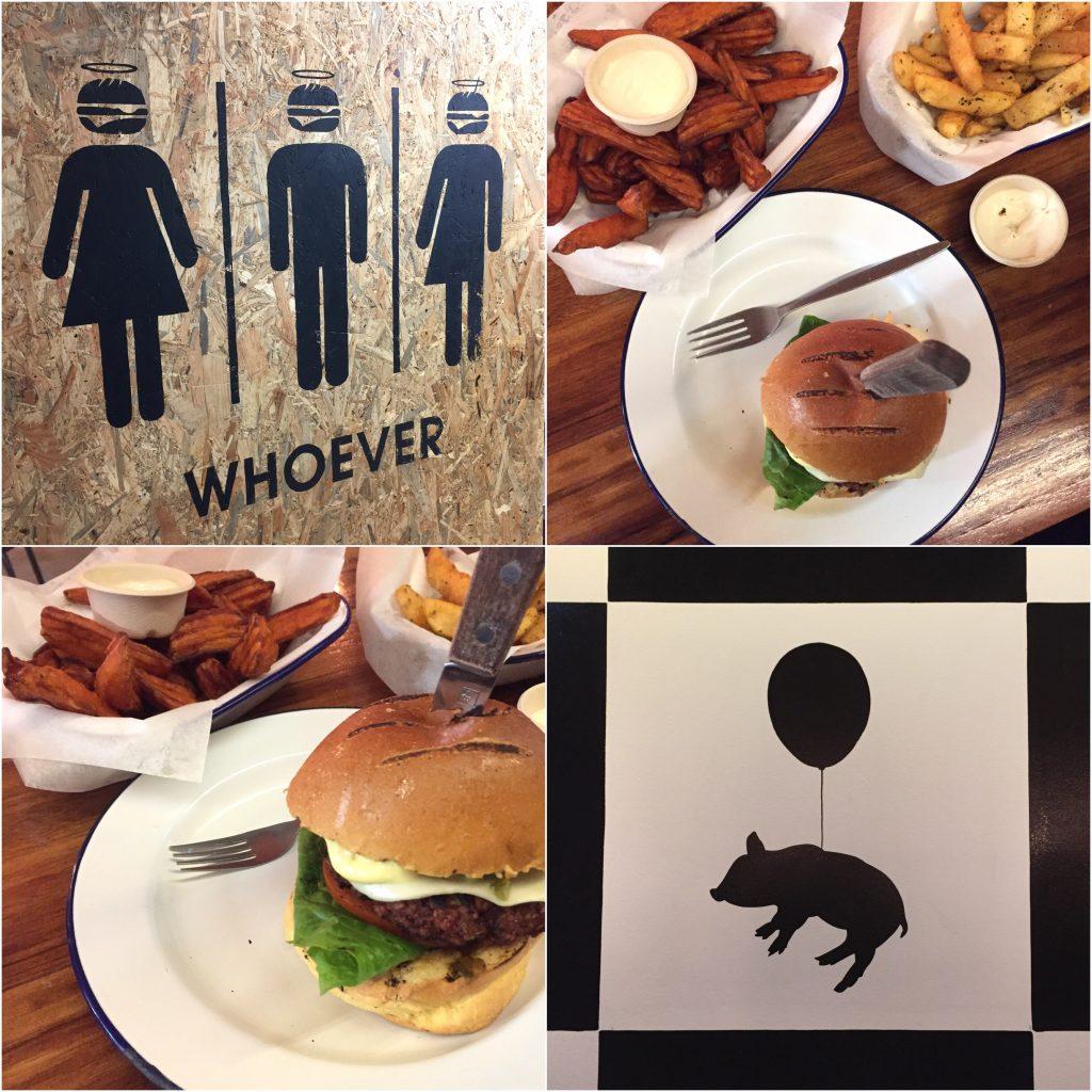 Soulburger Glebe Sydney vegan