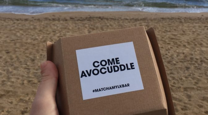 Melbourne St. Kilda Matcha Mylk Bar Come Avocuddle